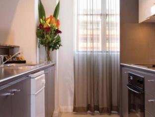 Adina Apartment Hotel Sydney Central Sydney - Kitchen