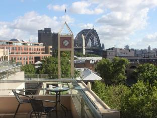 Rendezvous Hotel Sydney The Rocks Sydney - Balcony/Terrace