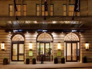 Radisson Blu Hotel Sydney Sydney - Entrance
