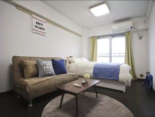 AH Studio Apartment in Shinjuku ZK2