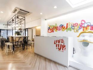 LiveItUp Asoke Hostel