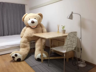 Big Bear House in Shinjuku