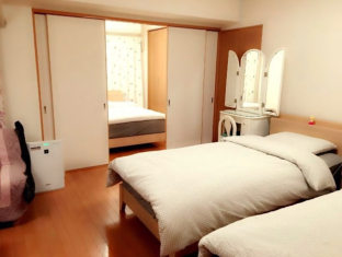 ASD 2 Bedroom Apartment near Osaka Castle 502