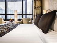 Deluxe Unterkunft mit Queensize-Bett