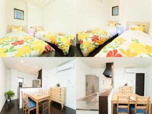 K&K Z10 2 Bedroom Apt near Namba - Women Only
