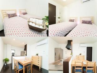 K&K Z11 2 Bedroom Apt near Namba - Women Only