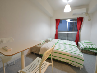 SG 1 Bedroom Apartment in Shinsaibashi CT905