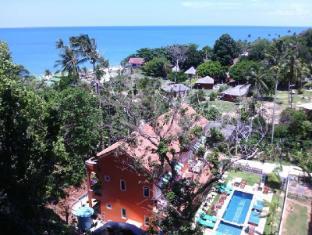 Private lodge beachside Lamai Samui