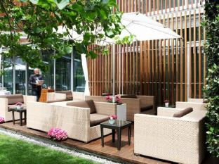 ABAC Restaurant Hotel Barcelona - Zahrada