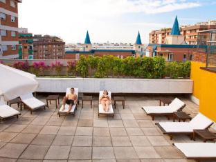 Senator Barcelona Spa Hotel Barcelona - Balcony/Terrace