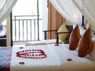 Luksuslik tuba, osalise vaatega merele