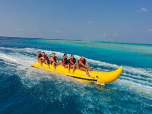 Bandos Maldives Maldives Islands - Banana Boating