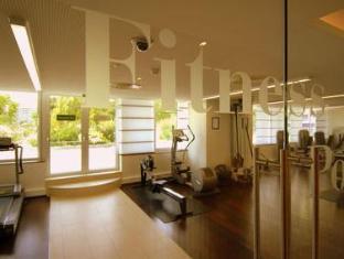 InterContinental Geneva Hotel Geneva - Fitness Room