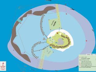 Thulhagiri Island Resort & Spa Maldives Maldives Islands - Floor Plans