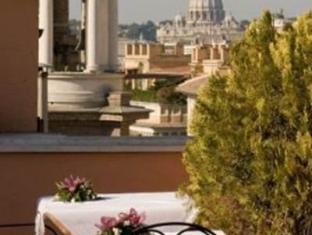 Hotel Concordia Rome - View