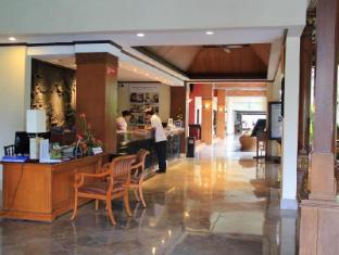 โรงแรมซานูร์ พาราไดซ์ พลาซ่า บาหลี - เคาน์เตอร์ต้อนรับ
