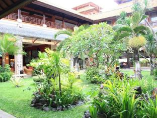 โรงแรมซานูร์ พาราไดซ์ พลาซ่า บาหลี - สวน