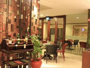โรงแรมซานูร์ พาราไดซ์ พลาซ่า บาหลี - ภัตตาคาร
