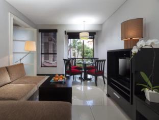 โรงแรมซานูร์ พาราไดซ์ พลาซ่า บาหลี - ห้องสวีท