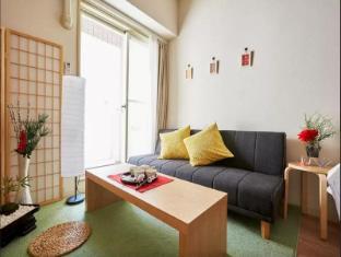 AH 1 Studio Apartment in Shinjuku MK1