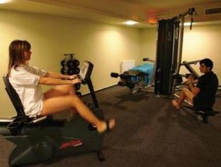 Hotel Silverine Lake Resort **** superior Balatonfured - Fitness Room