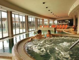 Hotel Silverine Lake Resort **** superior Balatonfured - Hot Tub