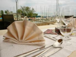 Hotel Silverine Lake Resort **** superior Balatonfured - Restaurant