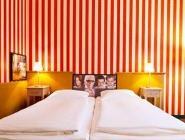 Komfort szoba kétszemélyes ággyal