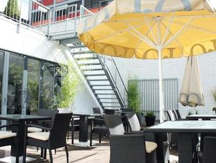Pearl Hotel Frankfurt am Main - Balkon/Terras