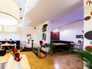 Five Elements Hostel Frankfurt am Main - Lobby