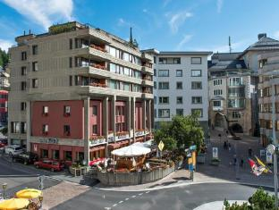 Hauser Swiss Quality Hotel Saint Moritz - Exterior