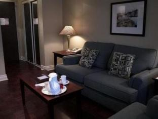 Town Inn Furnished Suites Toronto (ON) - Lakosztály