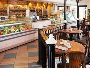 카이로 메리어트 호텔 앤 오마 카이얌 카이로 - 커피숍/카페