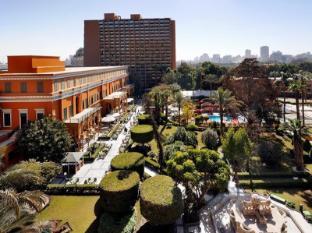 카이로 메리어트 호텔 앤 오마 카이얌 카이로 - 호텔 외부구조