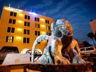 Eldan Hotel Jerusalem - Exterior