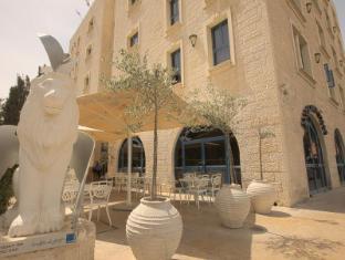 Eldan Hotel Jerusalem - Entrance
