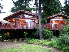 Phantom River View Cabins   Cheap Hotels in Knysna South Africa