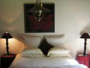 Divvietīgs numurs ar vienu divguļamo gultu