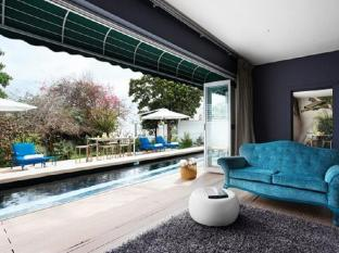 Majeka House Stellenbosch - Terrace