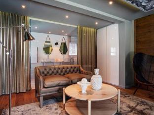 Majeka House Stellenbosch - Poolside room