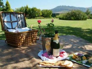 WedgeView Country House and Spa Stellenbosch - Garden