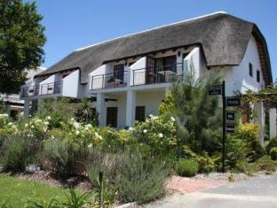 WedgeView Country House and Spa Stellenbosch - Hotellin ulkopuoli