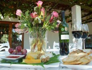 WedgeView Country House and Spa Stellenbosch - Restaurant