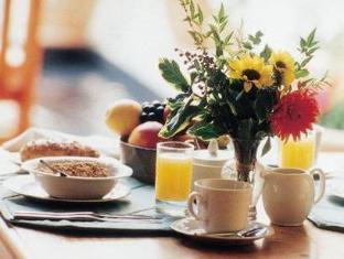 Eendracht Hotel Stellenbosch - Restoran