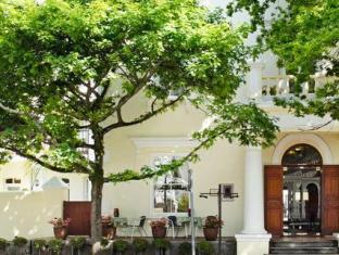Eendracht Hotel Stellenbosch - Laluan Masuk