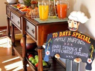 Apple Tree Guest House Stellenbosch - Buffet
