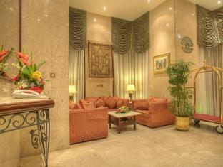Al Diar Dana Hotel Abu Dhabi - Lobby