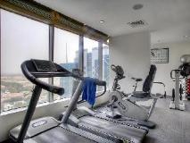 Oryx Hotel: fitness room