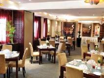 Eclipse Boutique Suites: restaurant