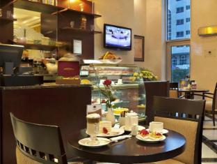 Al Manzel Hotel Apartments Abu Dhabi - Al Mutaqa Cafe - Lobby